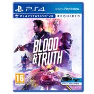 نسخه فیزیکی بازی Blood & Truth | مخصوص PSVR
