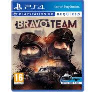 نسخه فیزیکی بازی Bravo Team | مخصوص PSVR