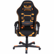 صندلی گیمینگ DxRacer نارنجی | DxRacer Origin Series