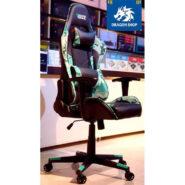 صندلی گیمینگ ارتشی سبز | Gaming Chair iRace Green Camo