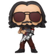 عروسک POP! | شخصیت Johnny Silverhand از بازی Cyberpunk 2077