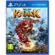 نسخه فیزیکی بازی Knack 2 | مخصوص PS4