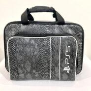 کیف PS5 ضد ضربه | مدل Travel Silver