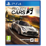 نسخه فیزیکی بازی Project Cars 3 | مخصوص PS4