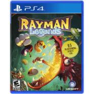 نسخه فیزیکی بازی Rayman Legends | مخصوص PS4