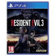 نسخه فیزیکی بازی Resident Evil 3 Remake | مخصوص PS4