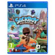 نسخه فیزیکی بازی Sackboy: A Big Adventure | مخصوص PS4