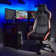 صندلی گیمینگ X Rocker | مدل Stinger RGB X Rocker eSports Ergonomic Gaming Chair