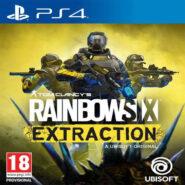 اکانت قانونی بازی Tom Clancy`s Rainbow Six Extraction برای PS4