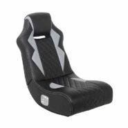 صندلی گیمینگ X Rocker خاکستری | NEW! X Rocker Flash+ 2.0 Gaming Chair – Gray