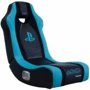 صندلی گیمینگ X Rocker آبی | X Rocker Wraith 2.0 Blue