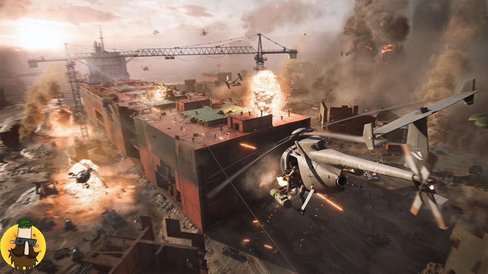 همه چیز درباره بازی battlefield