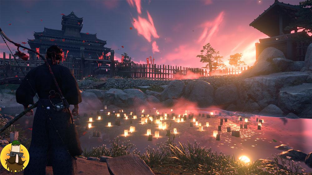 بررسی بازی Ghost of Tsushima