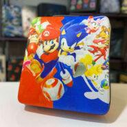 کیف ضدضربه | طرح Hard Case Mario-Sonic