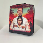 کیف ضد ضربه مناسب PS4 | کد P006
