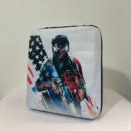 کیف ضد ضربه مناسب PS4 | کد P009